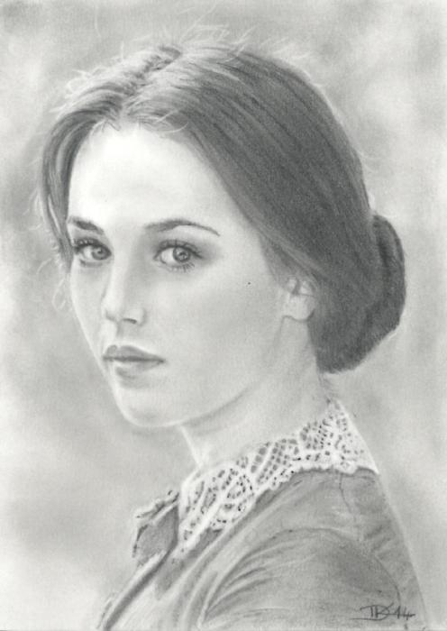 Isabelle Adjani par Dani